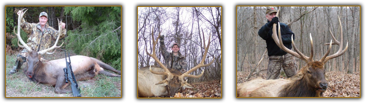 Oak Creek Provides A Memorable Deer Hunting Experience For All Levels