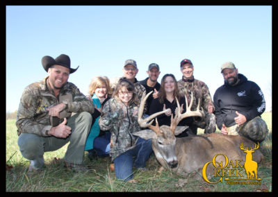 2016 Harvest- Oak Creek Main Ranch – Whitetail