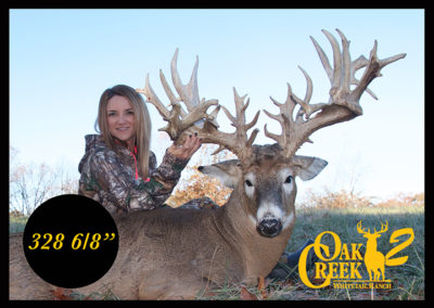2016 Harvest – Oak Creek 2 – Whitetail