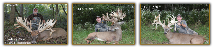 Find The Trophy Whitetail Deer Hunting Opportunity You're Looking For