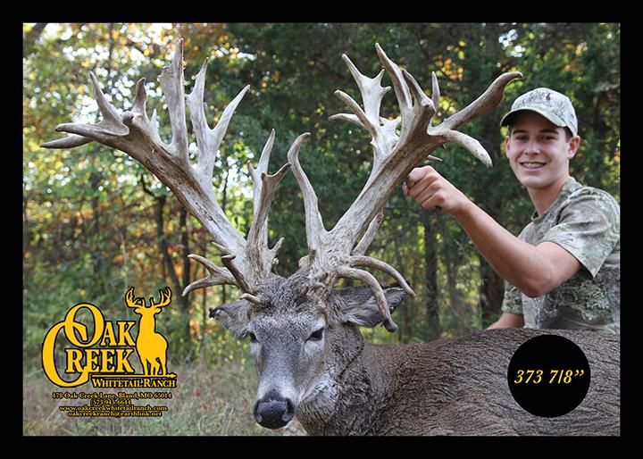 2015 Oak Creek 2 Harvest