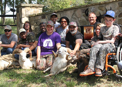 Special Needs and Veteran Hunts