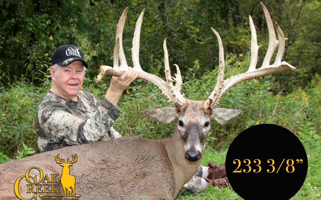 2019 Oak Creek Hunter Harvest