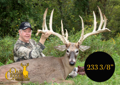 2019 Oak Creek Hunter Harvest